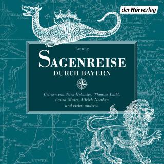 Ludwig Bechstein, Brüder Grimm: Sagenreise durch Bayern