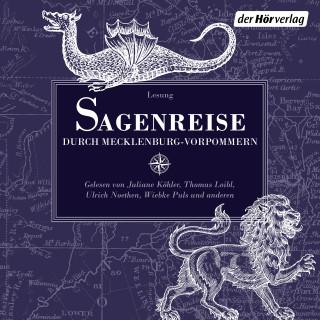 Johann Georg Theodor Grässe: Sagenreise durch Mecklenburg-Vorpommern