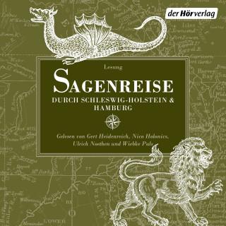 Ludwig Bechstein, Hermann Bote: Sagenreise durch Schleswig-Holstein und Hamburg