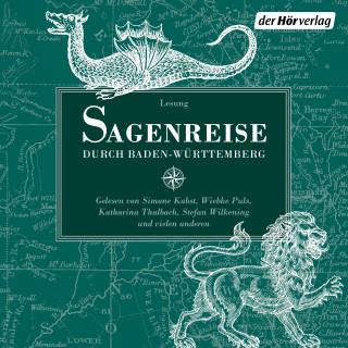 Ludwig Bechstein, Brüder Grimm: Sagenreise durch Baden-Württemberg
