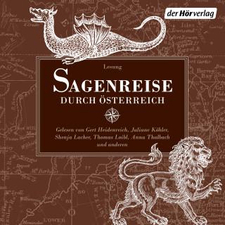 Josef Wichner, Robert von Bayer: Sagenreise durch Österreich