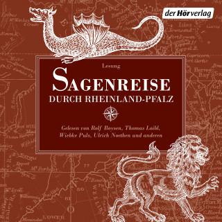 Heinrich Heine, Heinrich Pröhle: Sagenreise durch Rheinland-Pfalz
