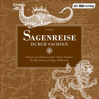 Johann Georg Theodor Grässe: Sagenreise durch Sachsen
