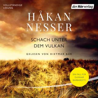 Håkan Nesser: Schach unter dem Vulkan
