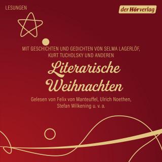 Peter Altenberg, Herman Bang, Walter Benjamin, Ödön von Horváth, Karl Kraus, Selma Lagerlöf, Kurt Tucholsky: Literarische Weihnachten