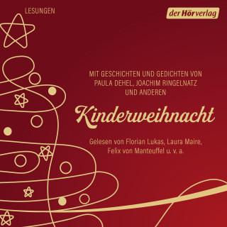 Rudolf G. Binding, Paula Dehmel, Monika Hunnius, Hermann Löns, Joachim Ringelnatz: Kinderweihnacht