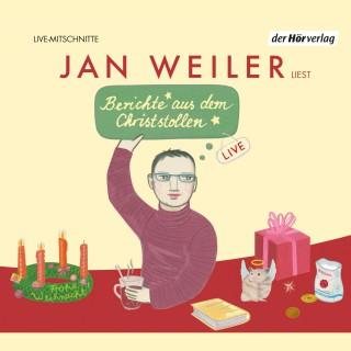 Jan Weiler: Berichte aus dem Christstollen