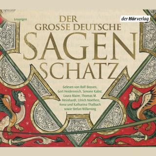 Ludwig Bechstein, Brüder Grimm: Der große deutsche Sagenschatz