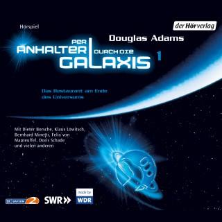 Douglas Adams: Per Anhalter durch die Galaxis. Das Restaurant am Ende des Universums