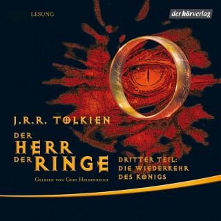 J.R.R. Tolkien: Der Herr der Ringe. Dritter Teil: Die Wiederkehr des Königs