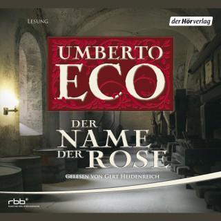 Umberto Eco: Der Name der Rose