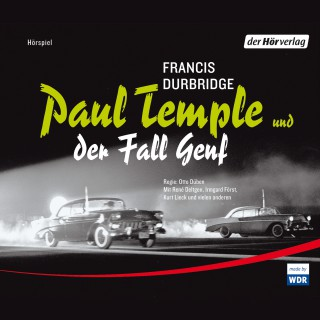 Francis Durbridge: Paul Temple und der Fall Genf