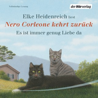 Elke Heidenreich: Nero Corleone kehrt zurück