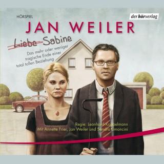 Jan Weiler: Liebe Sabine