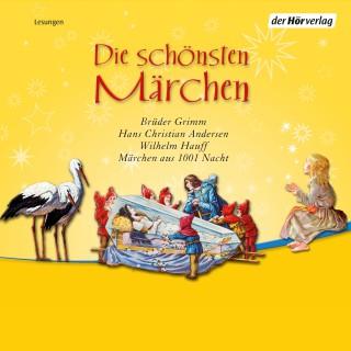 Brüder Grimm, Hans Christian Andersen, Wilhelm Hauff: Die schönsten Märchen