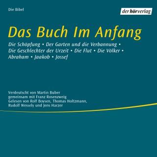 Martin Buber, Franz Rosenzweig: Das Buch im Anfang