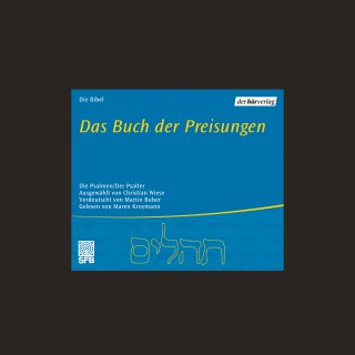 Martin Buber, Franz Rosenzweig: Das Buch der Preisungen