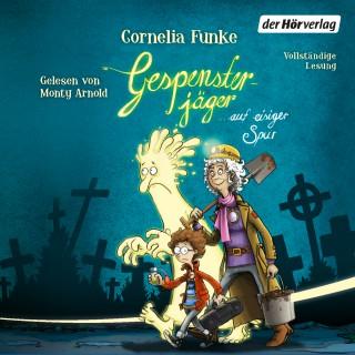 Cornelia Funke: Gespensterjäger auf eisiger Spur