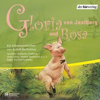 Rudolf Herfurtner: Gloria von Jaxtberg/Rosa