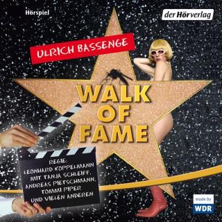 Ulrich Bassenge: Walk of Fame