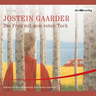 Jostein Gaarder: Die Frau mit dem roten Tuch