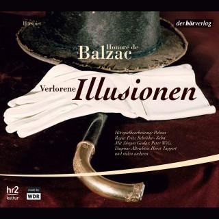 Honoré de Balzac: Verlorene Illusionen