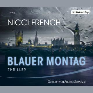 Nicci French: Blauer Montag