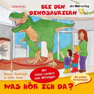 Otto Senn, Rainer Bielfeldt: Was hör ich da? Bei den Dinosauriern