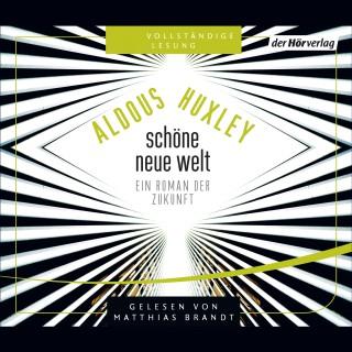 Aldous Huxley: Schöne neue Welt