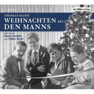 Thomas Mann: Weihnachten bei den Manns