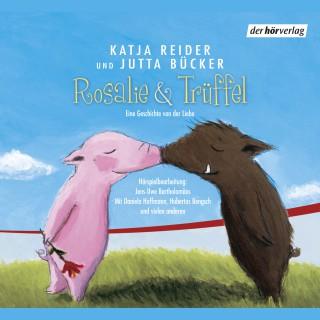 Katja Reider: Rosalie & Trüffel/Herr Jasper sucht das Glück