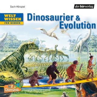 Stephan M. Hübner: Weltwissen für Kinder: Dinosaurier & Evolution DL