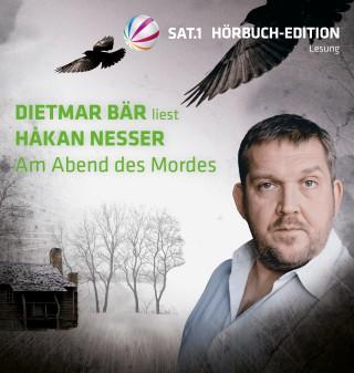 Håkan Nesser: Am Abend des Mordes