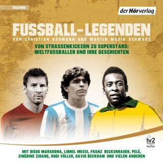 Christian Bärmann, Martin Maria Schwarz: Fußball-Legenden