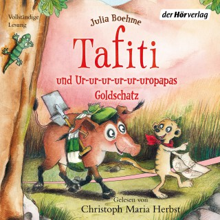 Julia Boehme: Tafiti und Ur-ur-ur-ur-ur-uropapas Goldschatz