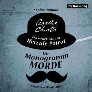 Sophie Hannah, Agatha Christie: Die Monogramm-Morde