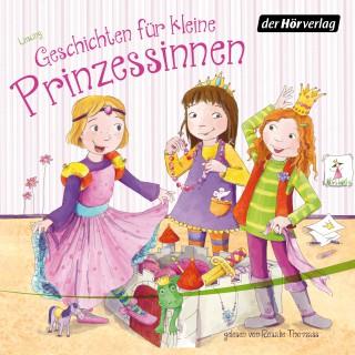 Patricia Schröder, Heinz Janisch, Gina Ruck-Pauquèt, Milena Baisch: Geschichten für kleine Prinzessinnen