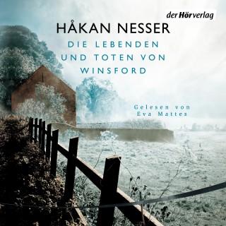 Håkan Nesser: Die Lebenden und Toten von Winsford