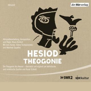 Hesiod: Die Theogonie des Hesiod