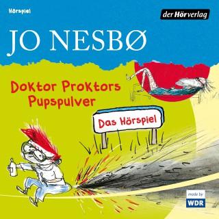 Jo Nesbø: Doktor Proktors Pupspulver