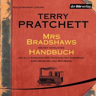 Terry Pratchett: Mrs Bradshaws höchst nützliches Handbuch für alle Strecken der Hygienischen Eisenbahn Ankh-Morpork und Sto-Ebene