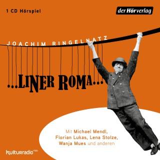 Joachim Ringelnatz: ...liner Roma...