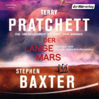 Terry Pratchett, Stephen Baxter: Der Lange Mars