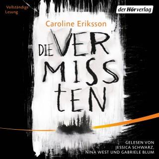 Caroline Eriksson: Die Vermissten