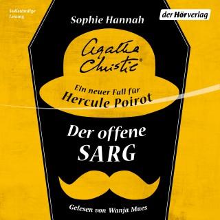 Sophie Hannah, Agatha Christie: Der offene Sarg