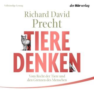 Richard David Precht: Tiere denken