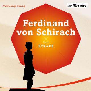 Ferdinand von Schirach: Strafe