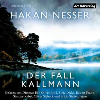 Håkan Nesser: Der Fall Kallmann