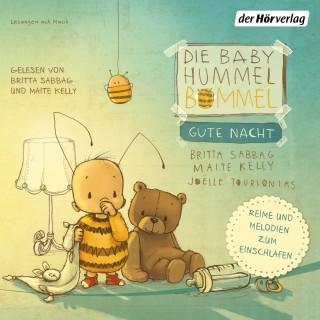 Britta Sabbag, Maite Kelly: Die Baby Hummel Bommel – Gute Nacht
