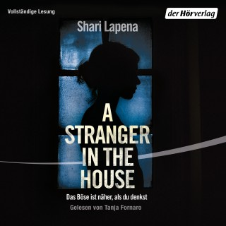Shari Lapena: A Stranger in the House